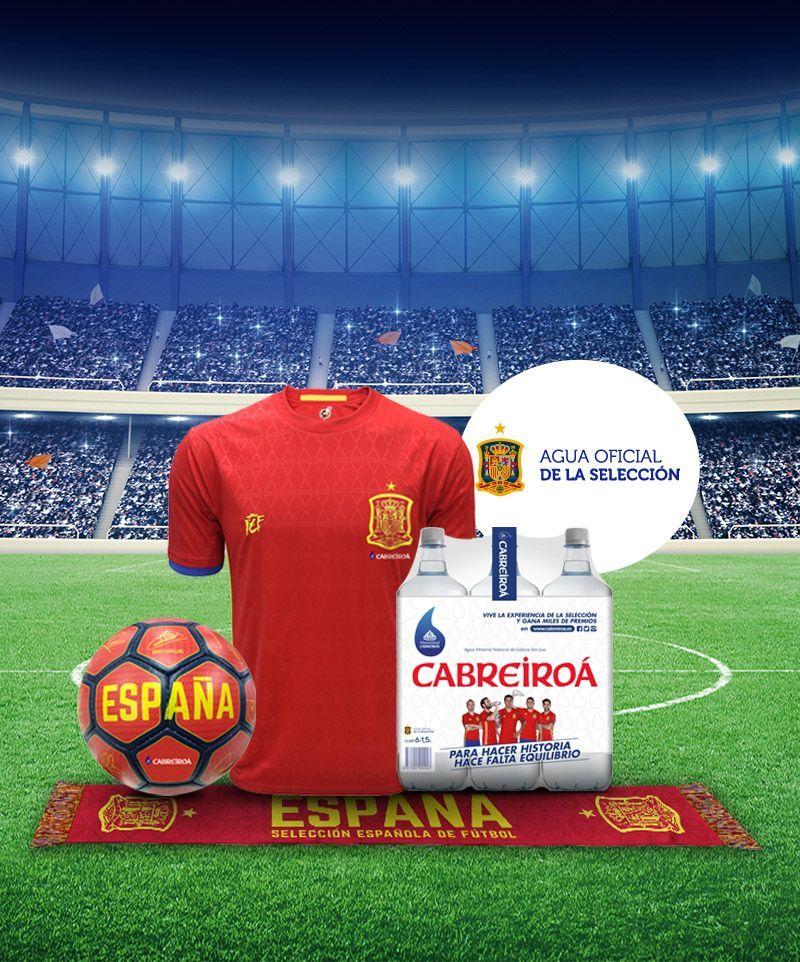 Merchandising Selección Oficial Española