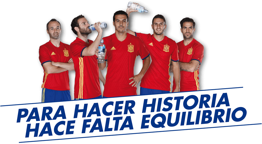 The water of La Roja