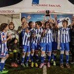 Alevines del Real Club Deportivo de La Coruña