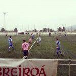 Veteranos del Real Club Celta de Vigo y Club Deportivo Lugo